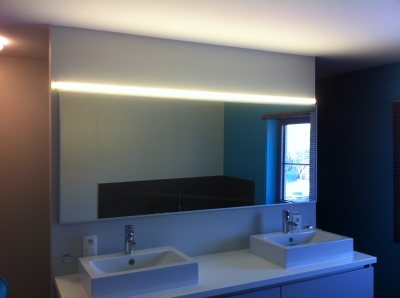 Awesome Badkamer Ledstrip Pictures - Ideeën Voor Thuis - ibarakijets.org