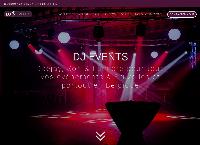 Site de DJ Events